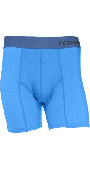 Norrøna Wool Boxershort Men Signal Blue